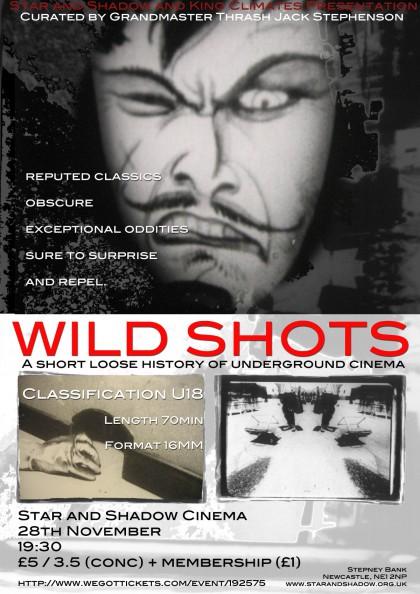 Wild Shots Poster